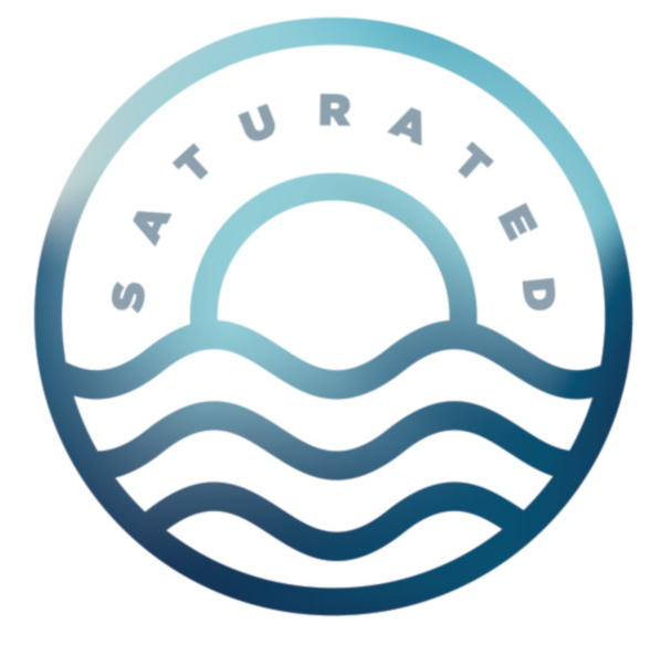 Saturated 2020 Logo